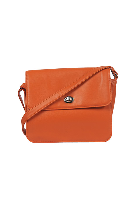 Atomic Candy Bag - Orange