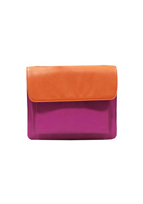 Candy Hues Crossbody Bag