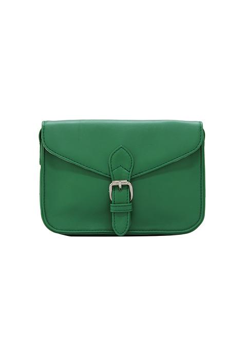 Green Mini Messanger Bag