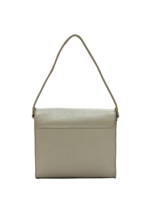 Gold Glaze Quilted Bag