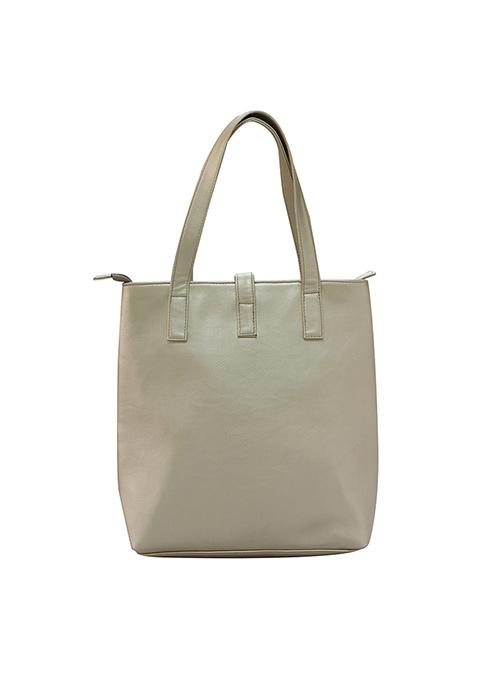 Gold Glitz Shopper Bag
