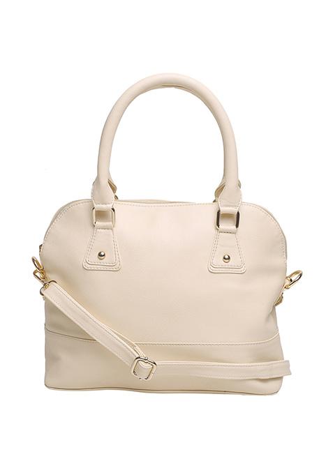 Ivory Blaze Tote Bag