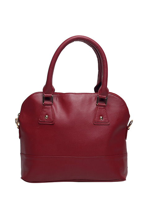 Burgundy Bliss Tote Bag