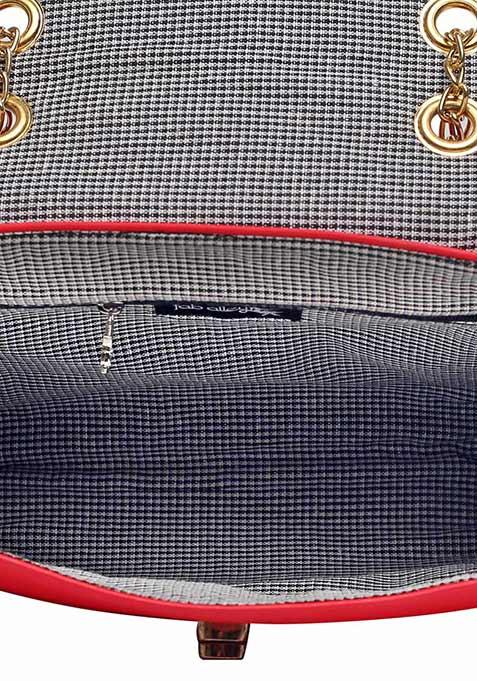 Red Hot Mini Shoulder Bag