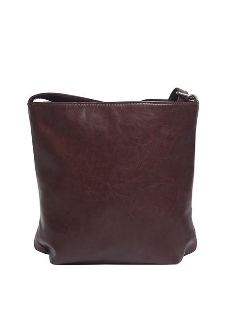 Hipster Brown Sling Bag