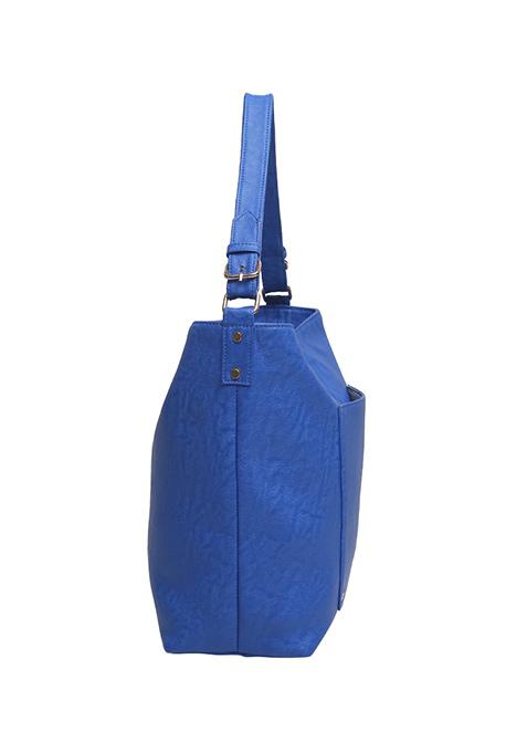 Cool Cobalt Hobo Bag