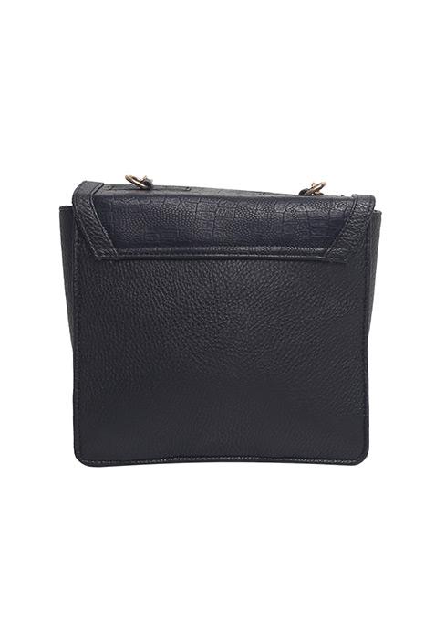 Lady In Black Shoulder Bag