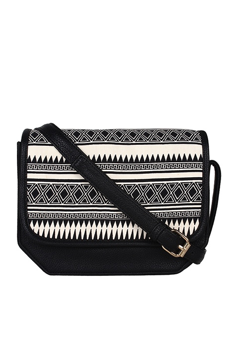 Aztec Aze Crossbody Bag