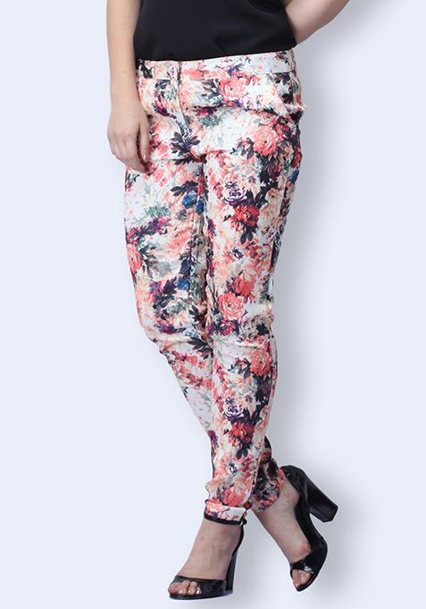 Floral Daze Pants