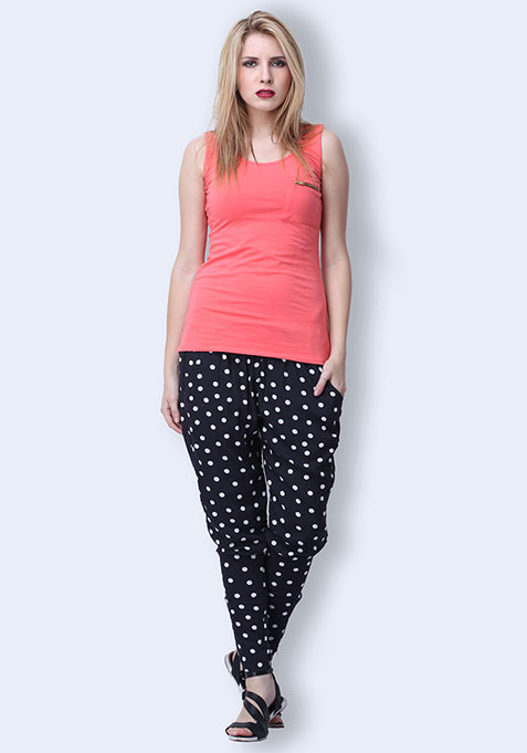 Perky Polka Pyjama Pants