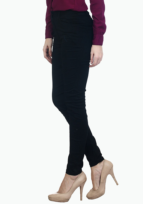 Working Girl Black Trousers