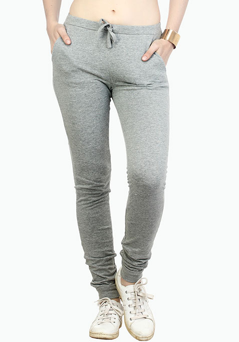 Gritty Grey Joggers