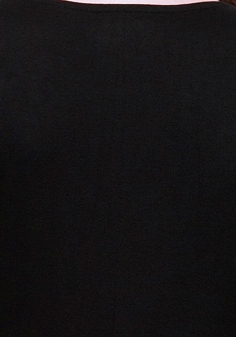 CURVE Basic Grace Bodycon Dress - Black