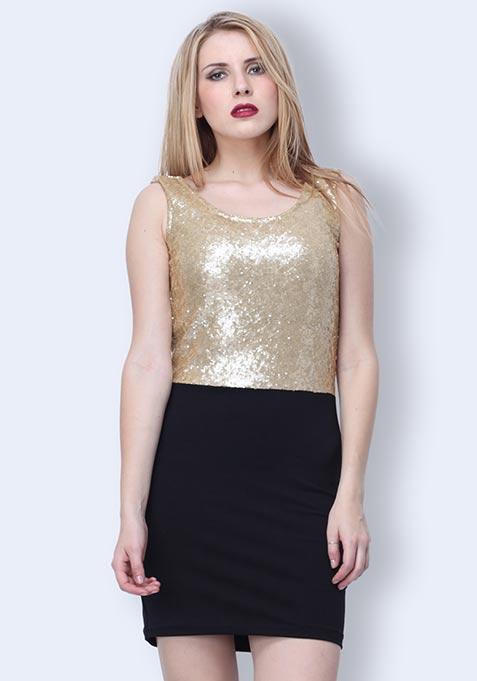 Bright Shine Mini Dress