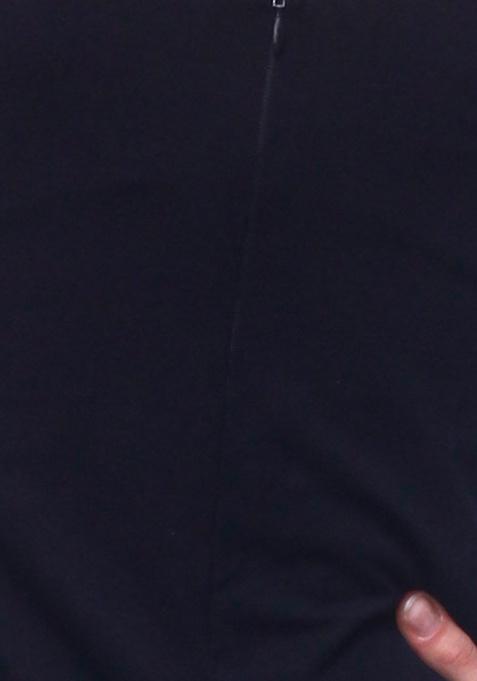 Lace Details Bodycon Dress