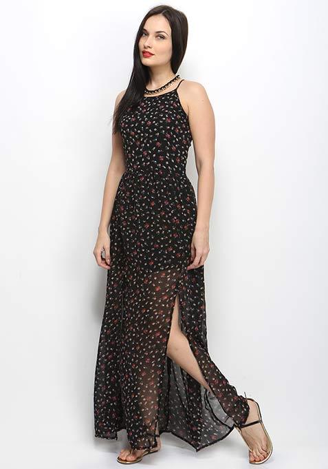 Sweet Floret Maxi Dress
