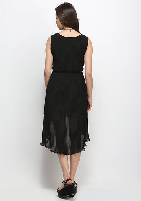 Mullet Muse Dress - Black