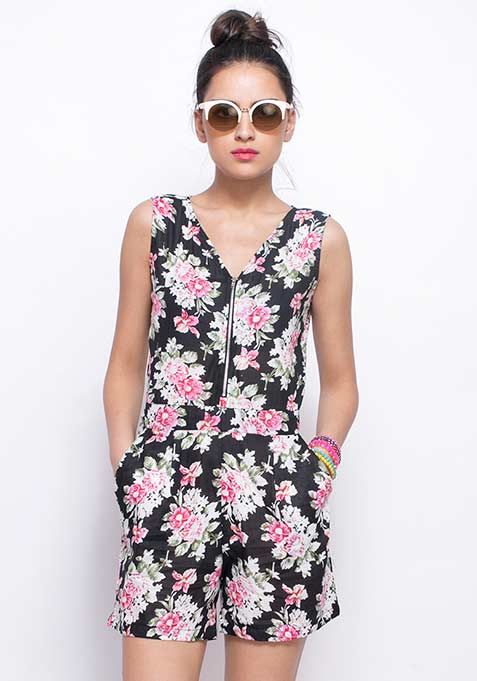 Florida Playsuit