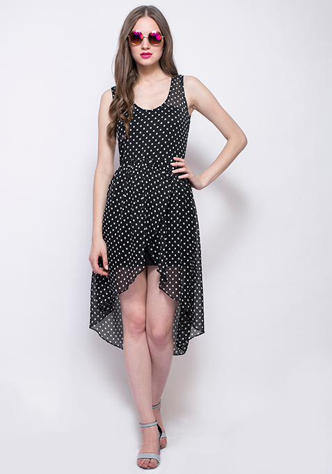 Spotted Hilo Dress