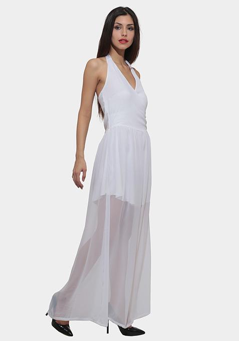 Dreamland Maxi Dress - White