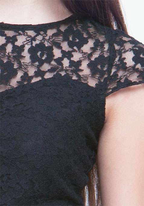 Lace Delight LBD