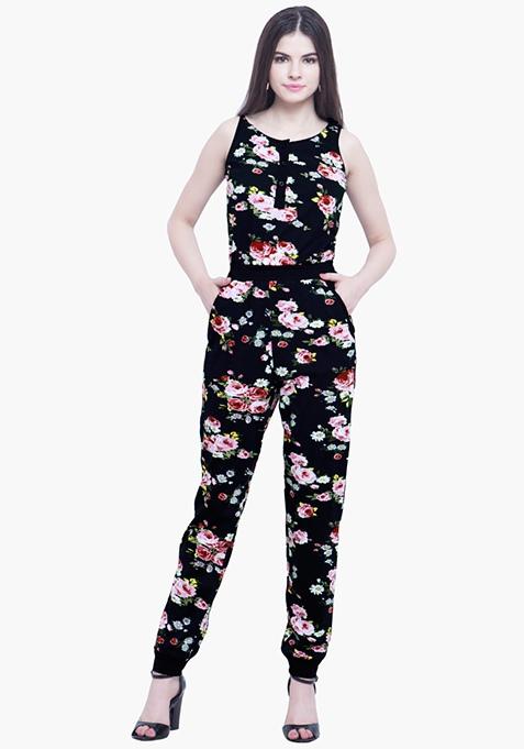 Flower Power Jumpsuit