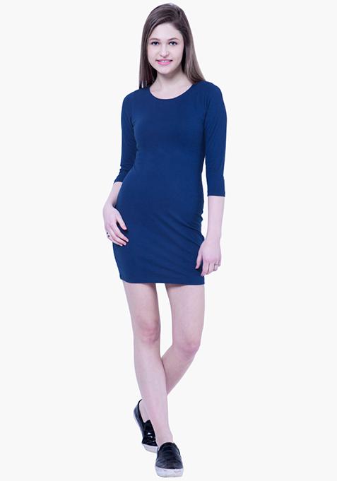 BASICS True Blue T-Shirt Dress