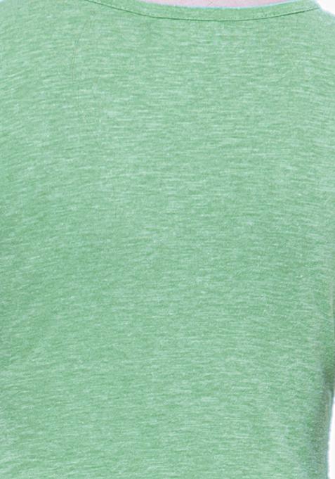 BASICS Green Jazz Maxi Dress