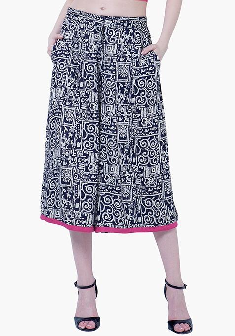 Batik Grace Culottes
