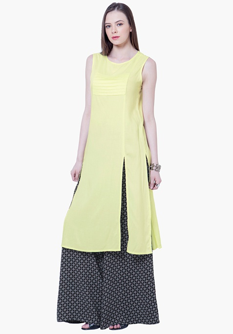 Lemon Fresh Tunic