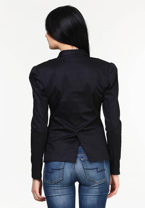 Classic Cool Blazer - Black