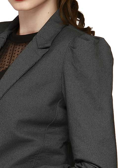 Working Girl Grey Blazer