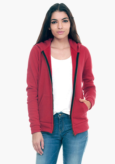 The Ultimate Hoodie - Red