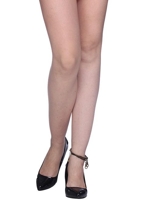 Zip-it-up Anklet