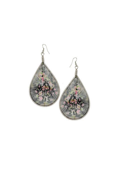 Floral Weaves Earrings