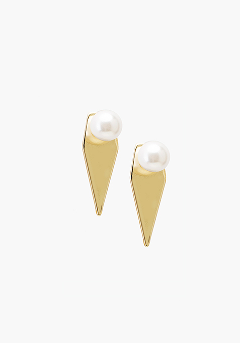 Paragon Pearl Earrings