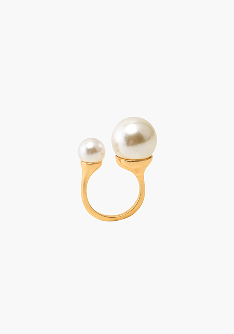 Pearl Up Ring