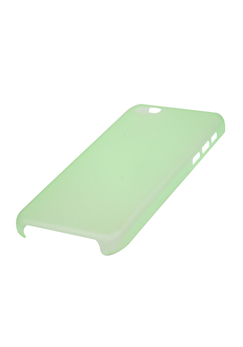 Green Jelly iPhone 5/5S/5C Cover