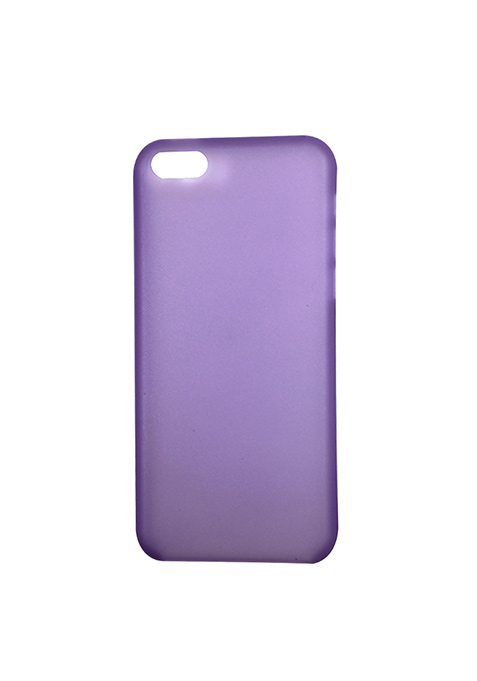 Purple Jelly iPhone 5/5S/5C Cover