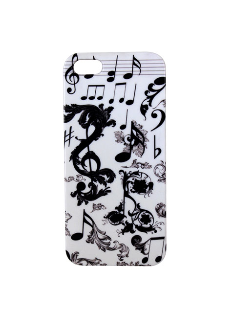 Musical Notes iPhone 5/5S Cover