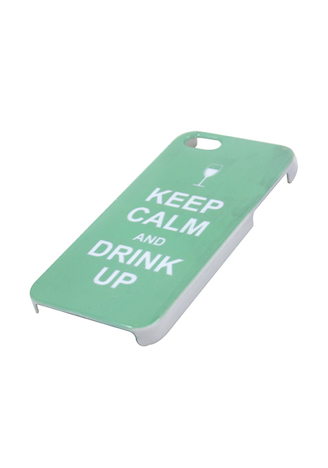 Drink Up iPhone 5/5S Cover