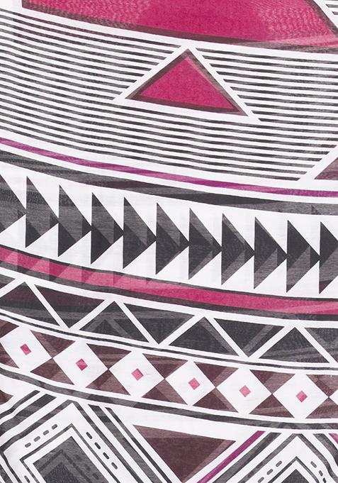 Aztec Print Stole