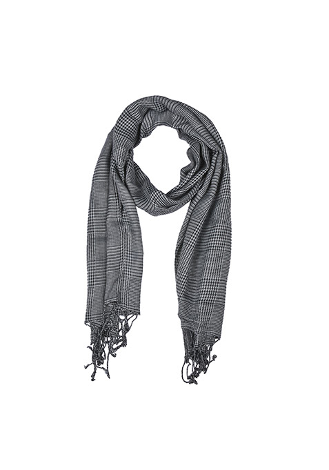 Classic Hounstooth Scarf