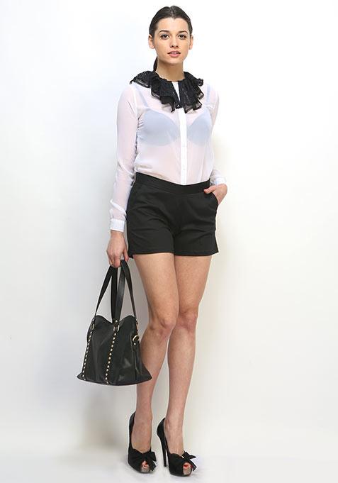 Chic City Shorts - Black