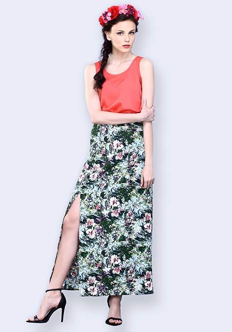 Amazonia Maxi Skirt