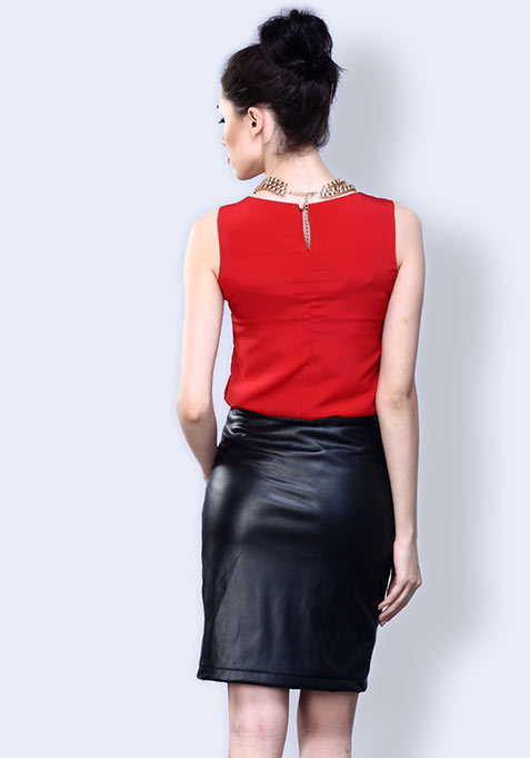 Hard Core Pencil Skirt