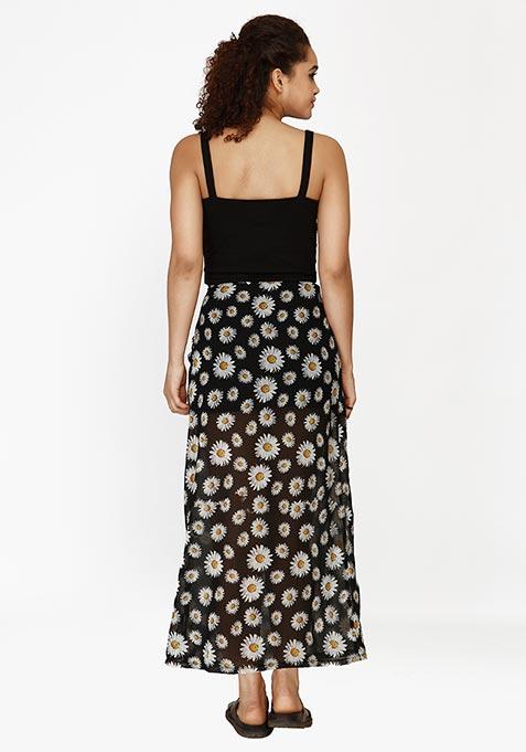 Daisy Days Maxi Skirt