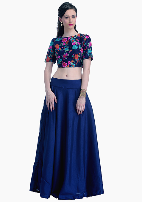 Shop Skirts Online | Long Skirts For Women @ FabAlley