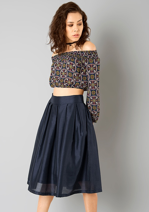 Buy Skirts Online - Formal Skirts, Long Skirts for Women & Girls ...