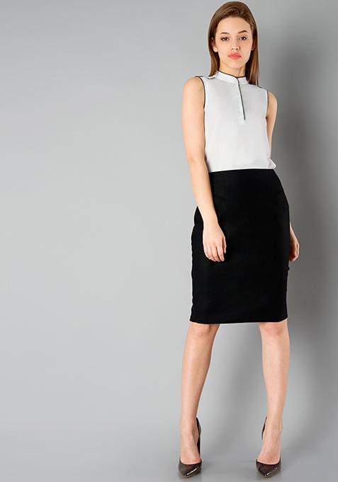 CLASSICS Pencil Skirt - Black
